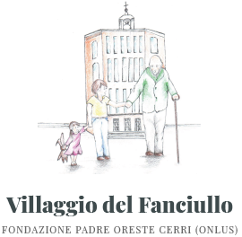 Villaggio del Fanciullo Logo
